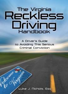 Virginia Reckless Driving Handbook